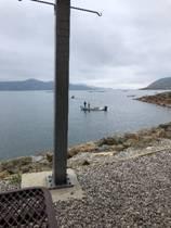 Fishing Begins at diamond valley lake bass fishing tournament