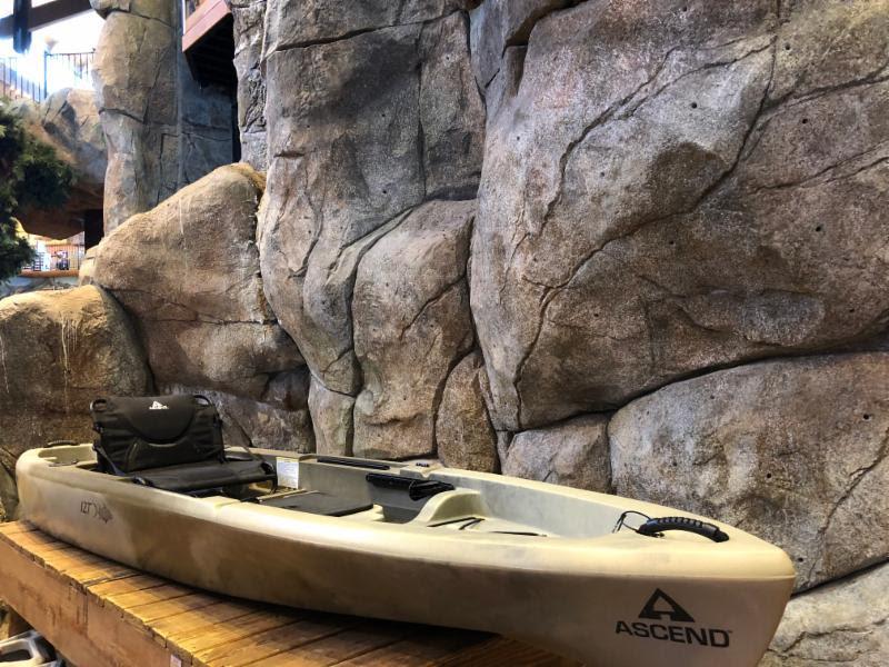 Bass Pro Kayak
